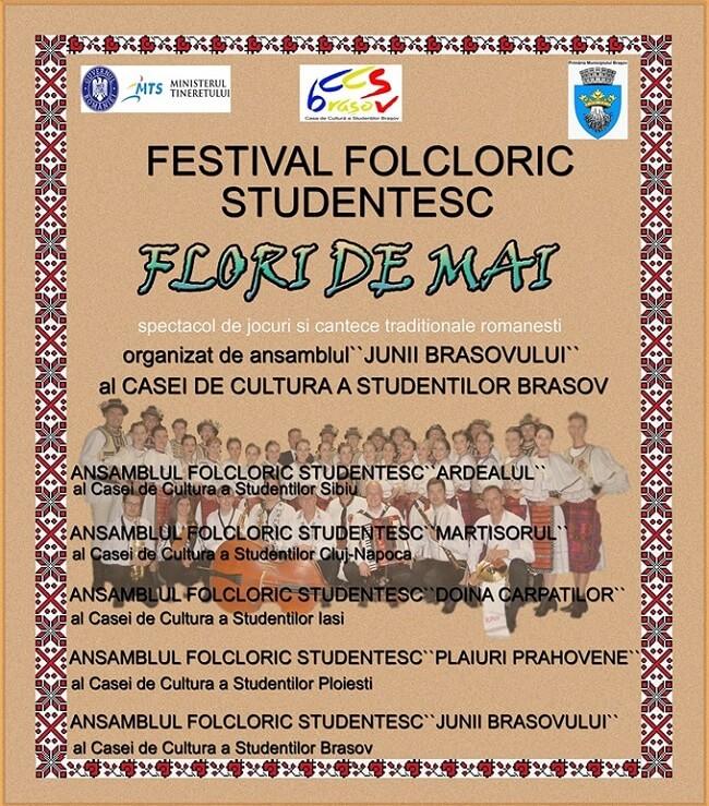 """Festivalul Național de Folclor """"Flori de mai"""" 2019"""