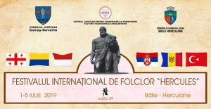 Festivalul International de Folclor Hercules 2019