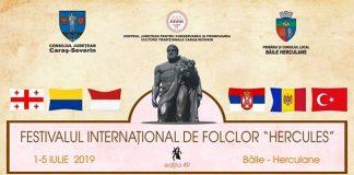 Festivalul International de Folclor Hercules 2019