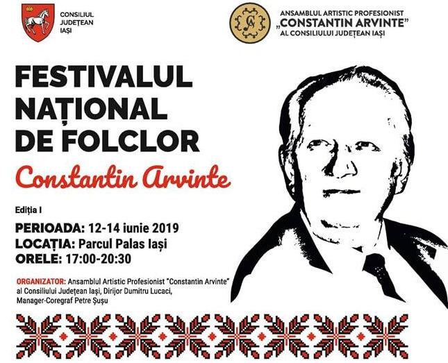 Festivalul National de Folclor Constantin Arvinte