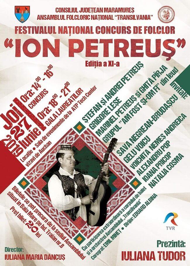 Festivalul National de muzica populara - Ion Petreus 2019