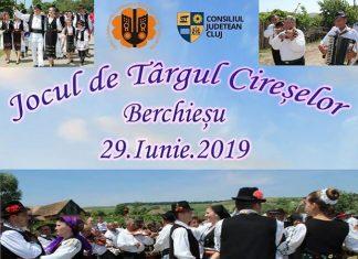 Joc de Targul cireselor - Berchiesu, judetul Cluj