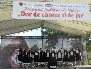 Festivalul Judetean de folclor - Dor de Cantec si de Joc 2019