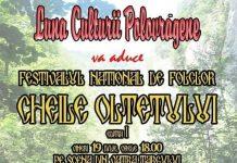 Festivalul National de folclor Cheile Oltetului
