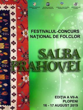 Festivalul folcloric Salba Prahovei 2019