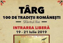 Targ 100 de Traditii Romanesti, de Sfantul Ilie
