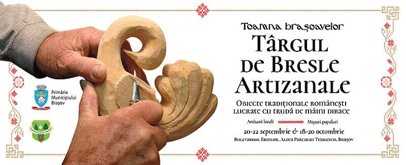 Târgul de bresle artizanale - Brașov 2019