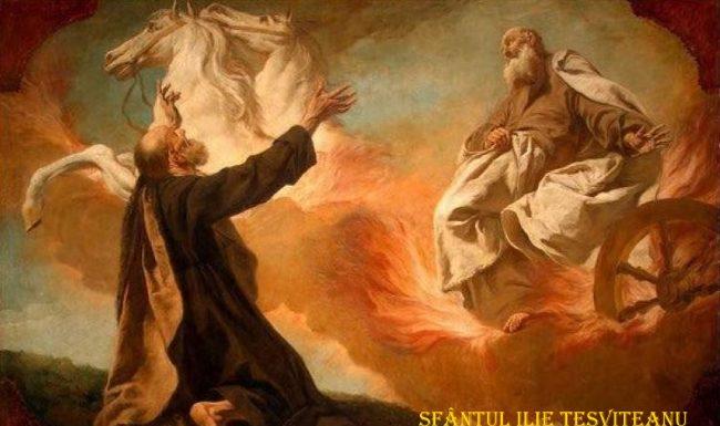 Traditii si obiceiuri de Sfantul Ilie