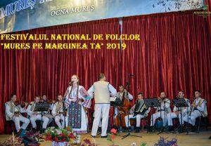 Festivalul National de Folclor Mures pe Marginea Ta 2019