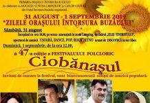Festivalul folcloric Ciobanasul 2019