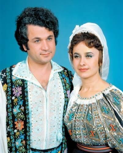 Angelica Stoican si Ion Dolanescu