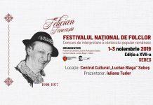 Festivalul National de Folclor - Felician Farcasiu 2019