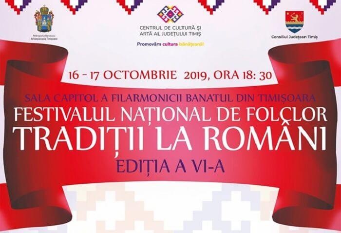 Festivalul National de Folclor Traditii la romani 2019