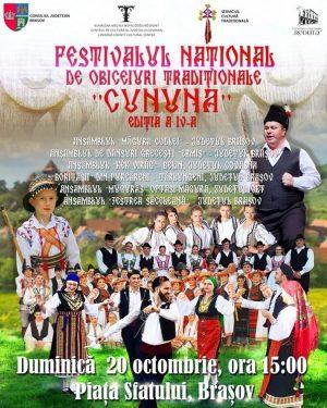 Festivalul de Obiceiuri Traditionale Cununa 2019