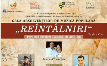 Reintalniri - Gala absolventilor de muzica populara