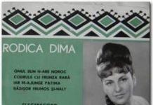 Rodica Dima EPC - Electrecord
