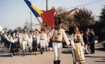 Ansamblul Dumbrava Sibiului - Ioan Oltean