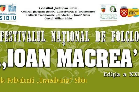 Festivalul National de Folclor Ioan Macrea