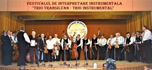 Festivalul de interpretare instrumentala Trio Transilvan - Trio Instrumental 2019