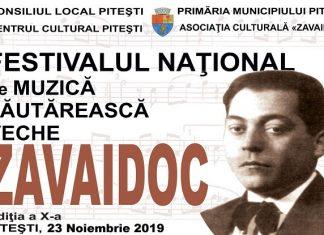 Festivalul de muzica Lautareasca Veche - Zavaidoc 2019