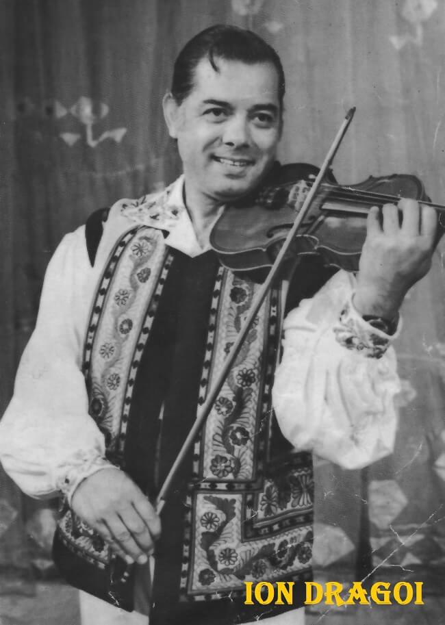 Ion-Dragoi - Alb Negru