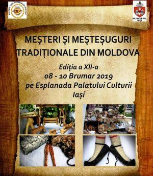 Mesteri si mestesuguri din Moldova 2019