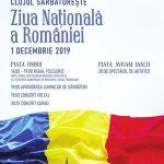 Program 1 Decembrie – Cluj Napoca 2019