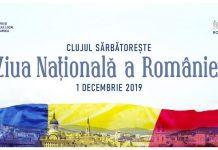 Program 1 Decembrie - Cluj Napoca 2019 Cover