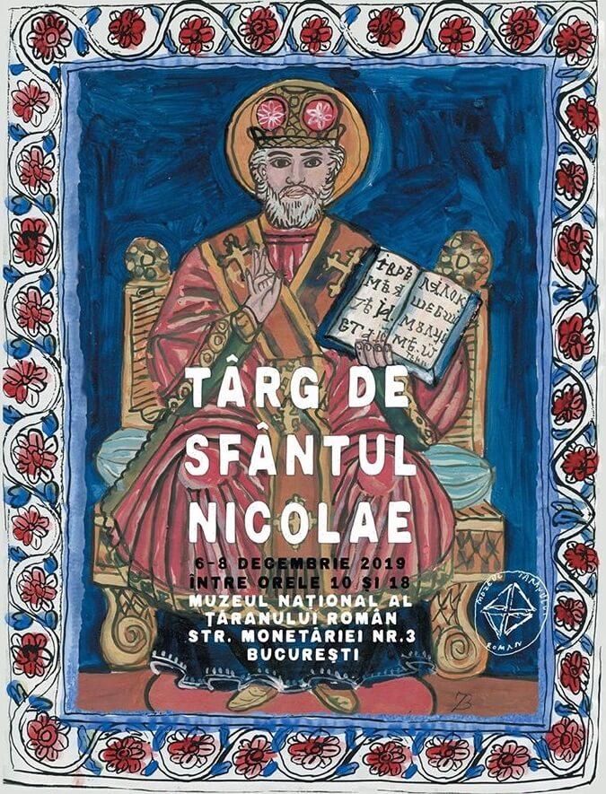 Targ de Sfantul Nicolae - Muzeul National al Taranului Roman