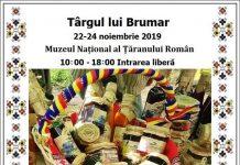 Targul lui Brumar - editia 2019