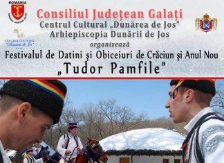 Festivalul de Datini si Obiceiuri Tudor Pamfile 2019