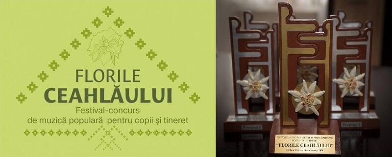 Festivalul Florile Ceahlăului, ediția a XXXII-a, 2020