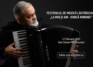 Festivalul de muzica lautareasca La multi ani - Ionica Minune