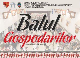 Balul Gospodarilor - Proiect al Centrului pentru Cultura si Arta Carmen Saeculare