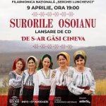 Lansare CD - Surorile Osoianu - De s-ar gasi cineva
