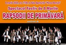 Spectacol Folcloric - Rapsodii de Primavara