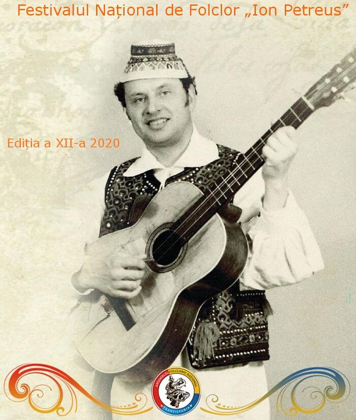 """Festivalul Național de Folclor """"Ion Petreuș"""" 2020"""