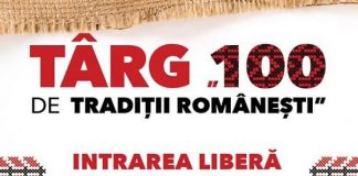 Targul 100 de Traditii Romanesti 2020