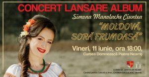 Simona Manolache Ciuntea - Moldova sora Frumoasa