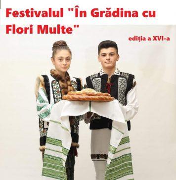 Festivalul - In Gradina cu Flori Multe