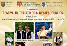Festivalul Traditiilor si Mestesugurilor - Amati 2021