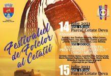Festivalul de Folclor al Cetatii