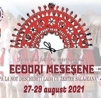 Festivalul Ecouri Mesesene 2021