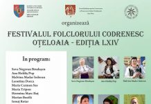 Festivalul Folcloric Codrenesc Oteloaia 2021