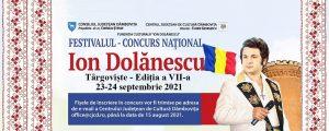 Festivalul Ion Dolanescu 2021