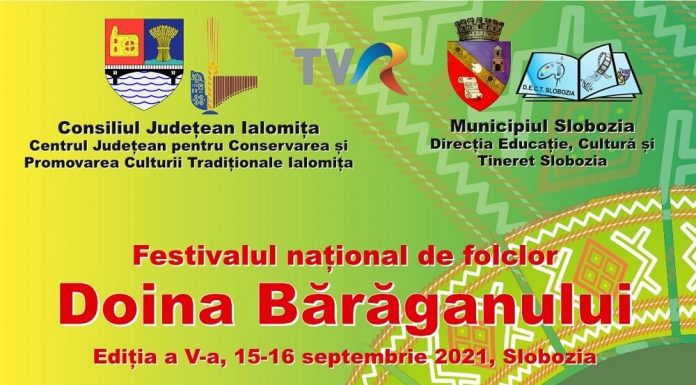 Festivalul Doina Baraganului 2021